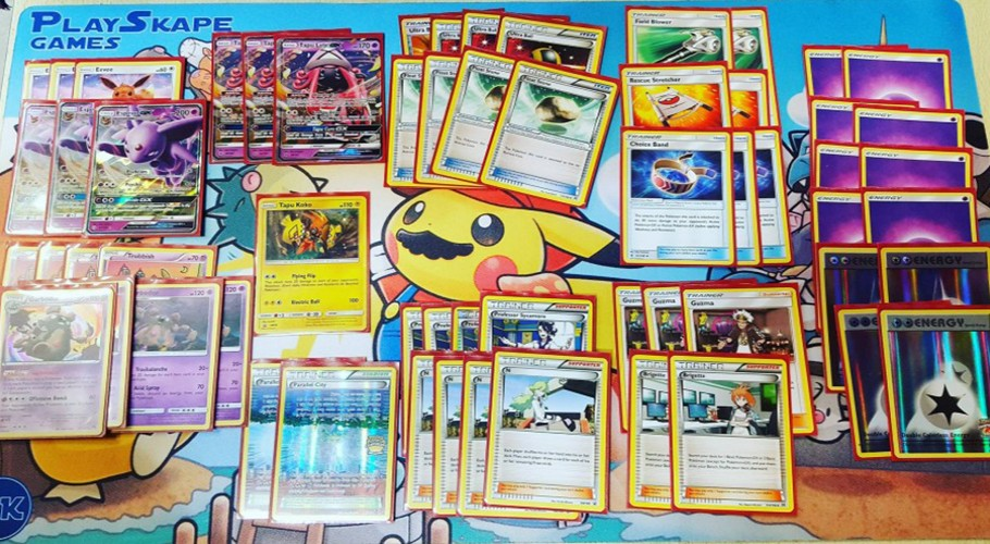 Trashalanche for Knockout! ~ Espeon GX / Garbodor Pokémon League Cup Report