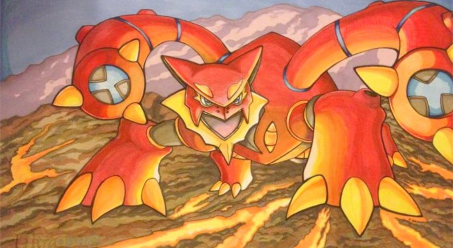 Burning Hot! Volcanion EX Steaming Back To The Top Tables