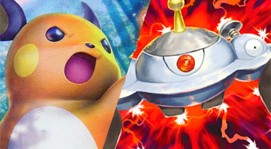 Spark of Potential! - Raichu GX / Magnezone Pokemon Shining Legends Deck List