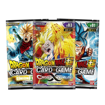 booster-packs-dragon-ball-super-card-game
