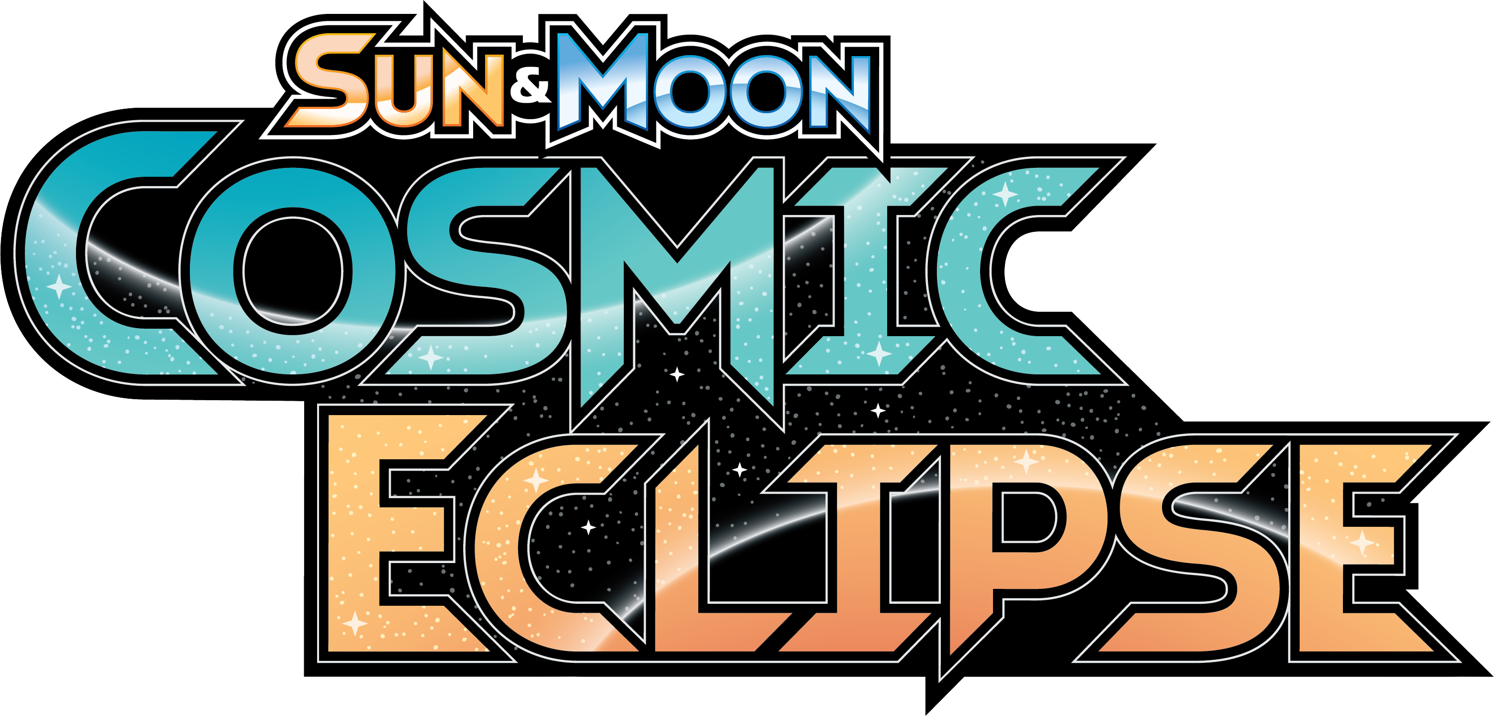 Cosmic Eclipse Logo Pokemon