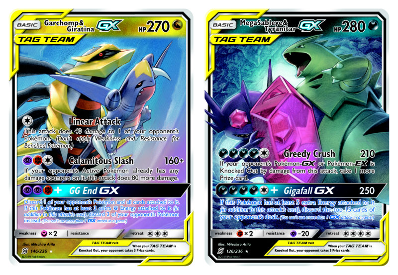 Slowpoke AND Psyduck?! - 8 New Tag Team GXs from Unified Minds