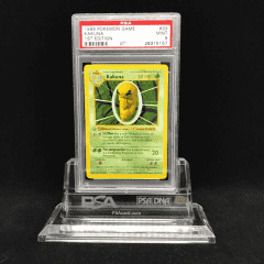 psa-9-mint-kakuna-33102-1st-edition-shadowless-base-set-graded-card