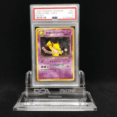 psa-9-mint-dark-hypno-97-japanese-team-rocket-holo-rare-graded-card