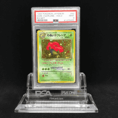 psa-9-mint-dark-vileplume-45-japanese-team-rocket-holo-rare-graded-card