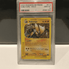 kabutops-h13h32-skyridge-holo-psa-10-gem-mint-pokemon-card